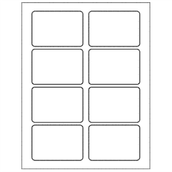 Blank Printable Label Sheets