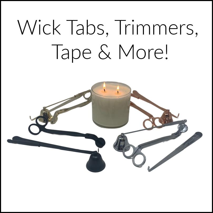 Wick Tabs & Wick Accessories