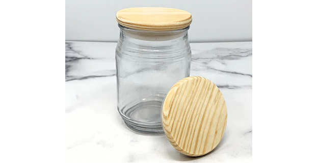 20 oz. Thick Elevation Apothecary Jars