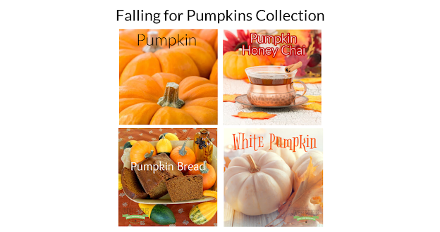 Falling for Pumpkins Fragrance Collection