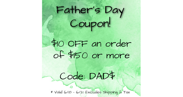 Father's Day Coupon