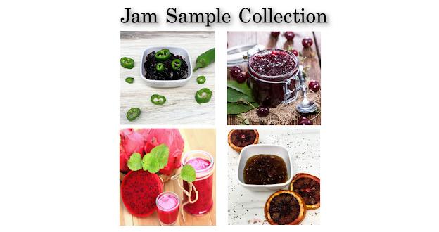 Jam Collection Sampler