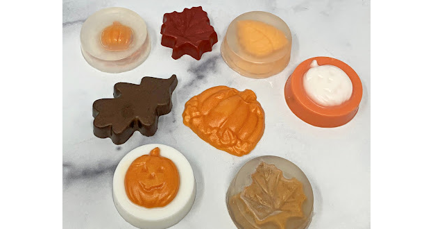 Fall M&P Soap Project