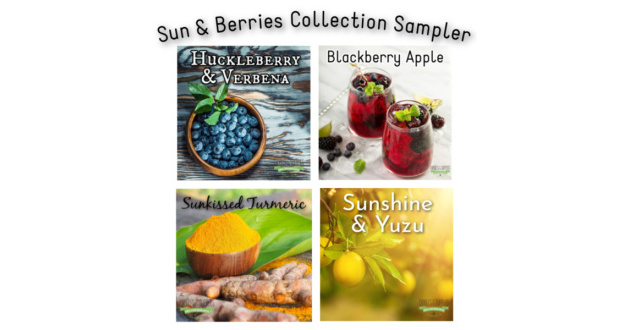 Sun & Berries Fragrance Collection